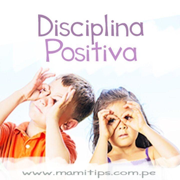 Disciplina positiva: Un niño educado bajo disciplina positiva