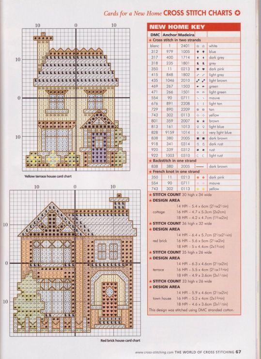 Gallery.ru / Фото #31 - The world of cross stitching 047 июль 2001 - WhiteAngel