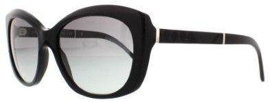 Burberry Sunglasses BE 4164 300111 Black with print 55mm