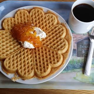Crispy waffles | 52 Delicious Swedish Meals You Need To Try Before You Die
