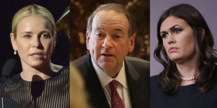 Mike Huckabee Drops Scorching Hot Nuke on Chelsea Handler for Vicious Attack on His Daughter