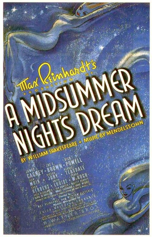 Watch A Midsummer Night's Dream (1935) Full Movie Online Free