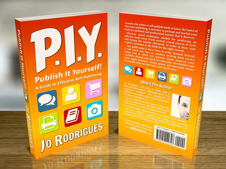 "Authors who wish to self-publish need to know the basics of electronic publishing. Learn how to package your book in the best possible way so that it will look polished and professional. This publication is not a ""how to write"" manual but it will teach you how to: produce effective book covers, create lists to check for common typos, improve your workflow, format your book for electronic distribution and print, apply metatags, choose genres and keywords, locate invaluable software and tools…"