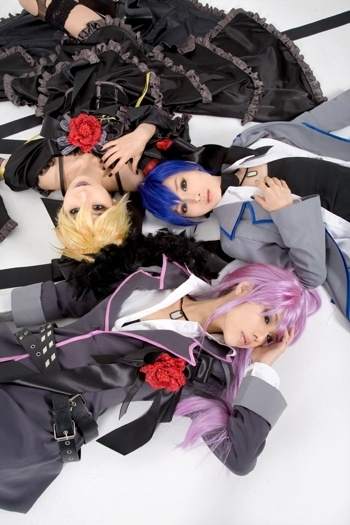Vocaloid Imitation Black