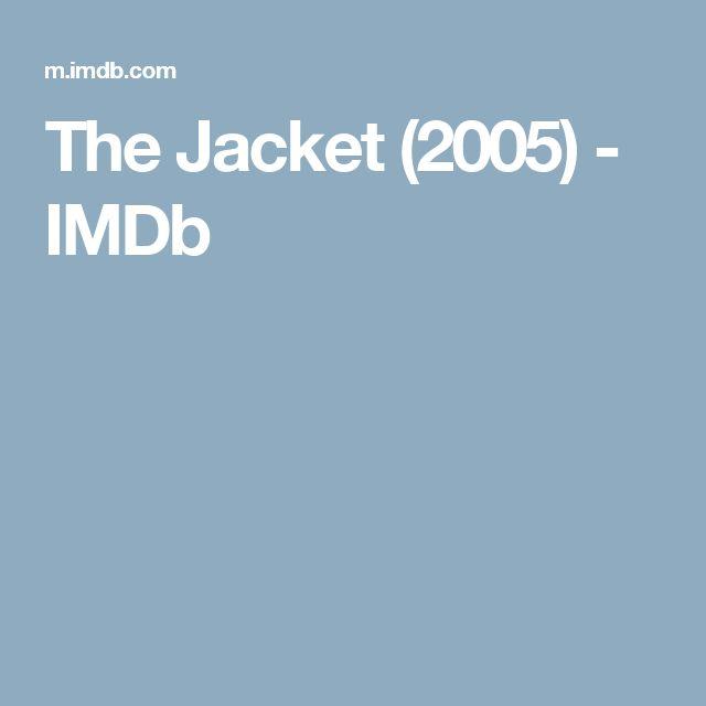 The Jacket (2005)         - IMDb
