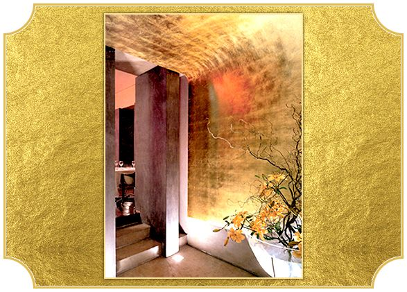 Commercial Projects | Commercial Gilding Projects | Art Gilding