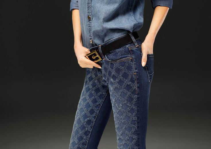 D-ID Jeans - ANKLE SKINNY - DARK AGED