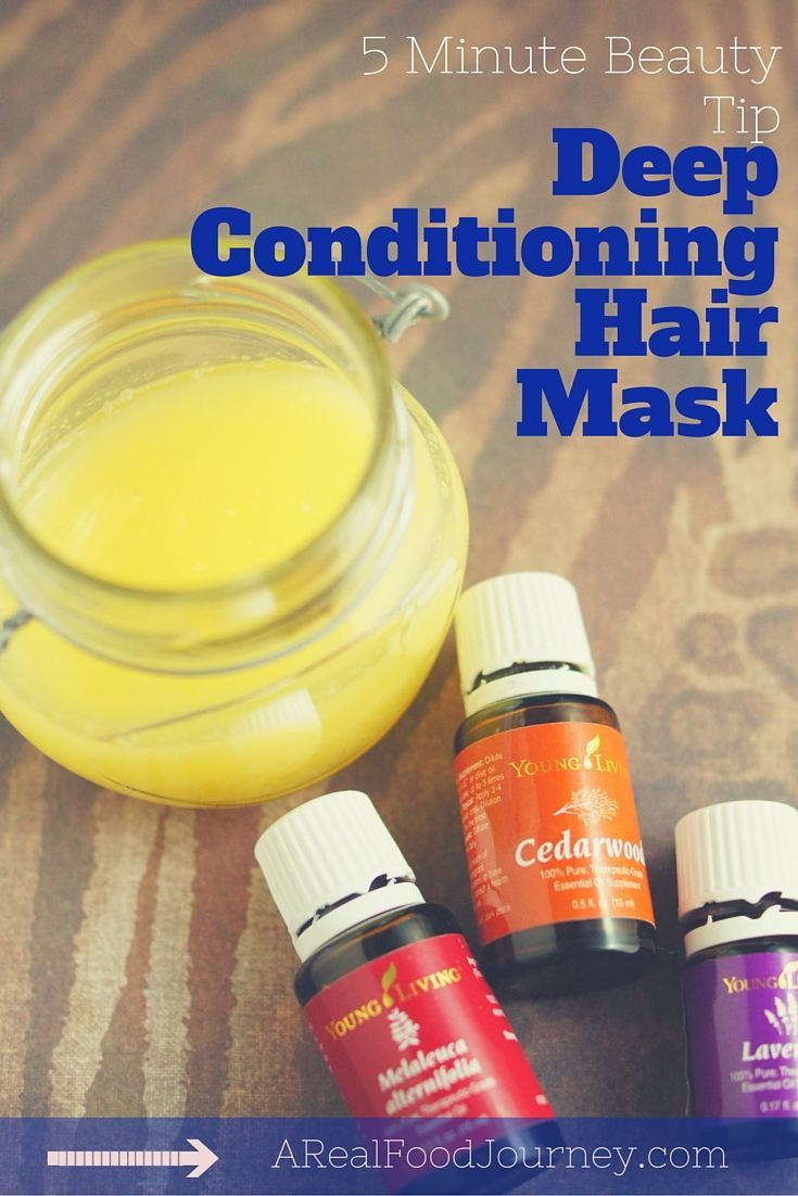 Deep Conditioning hair treatment perfect for dry, damaged and color treated hair!