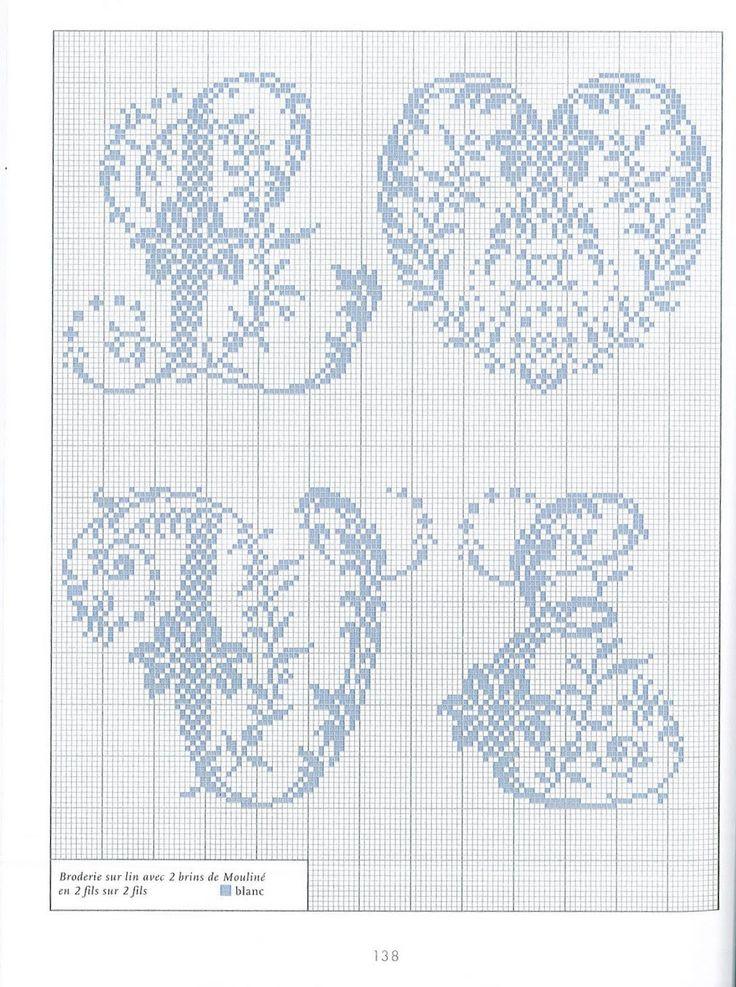 Cross stitch *<3* Love