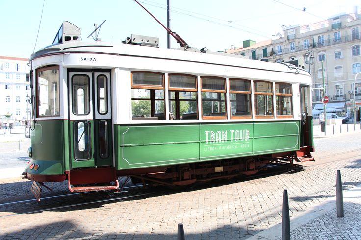 #lisboa#lisbon Elétricos de Lisboa