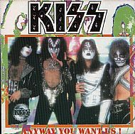 Kiss - Anyway You Want Us - Demo Collection CD