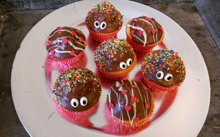 Muffins für die Kleinen