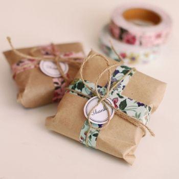 Printemps Pastel. Les jolis emballages. Découvrez https://laboutiqueduchatquipelote