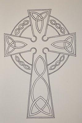 Celtic Cross from Summertime Ink