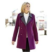 Trench Coat 34 in - Large Size Clothing and Maternity Wear - www.plussizedglamour.co.uk