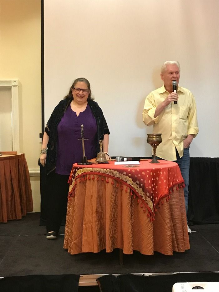 The Hit List - Readers Studio 2017. My pics from The Tarot School's annual tarot conference: Readers Studio 2017! Check out the fun!