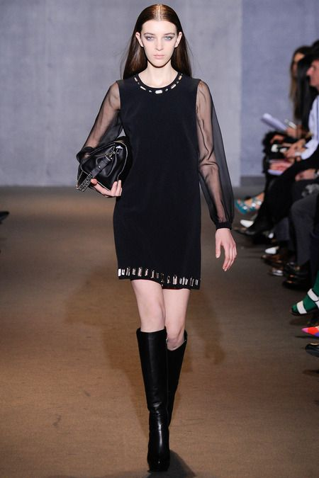 Andrew Gn | Fall 2014 Ready-to-Wear Collection | Style.com