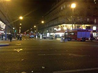 Paralia News- (Breaking News): Πυροβολισμοί πριν από λίγο στο Παρίσι.