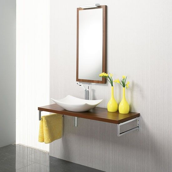 small bathroom space perfection
