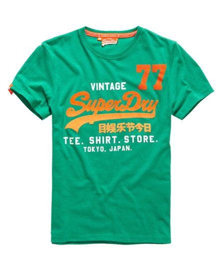 Superdry Shirt Shop 77 T-Shirt