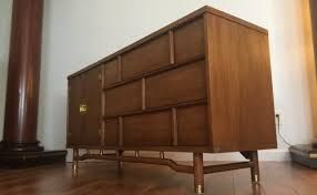 Image result for mid century asian dresser