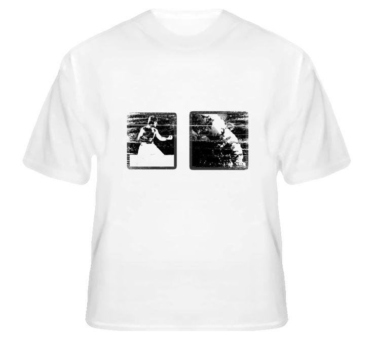 Chuck Norris vs Sharknado Grunge T Shirt