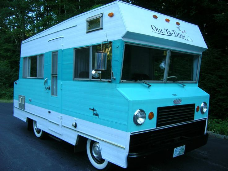 1965 town and country motor home vintage hot rod in rvs campers ebay motors travel. Black Bedroom Furniture Sets. Home Design Ideas