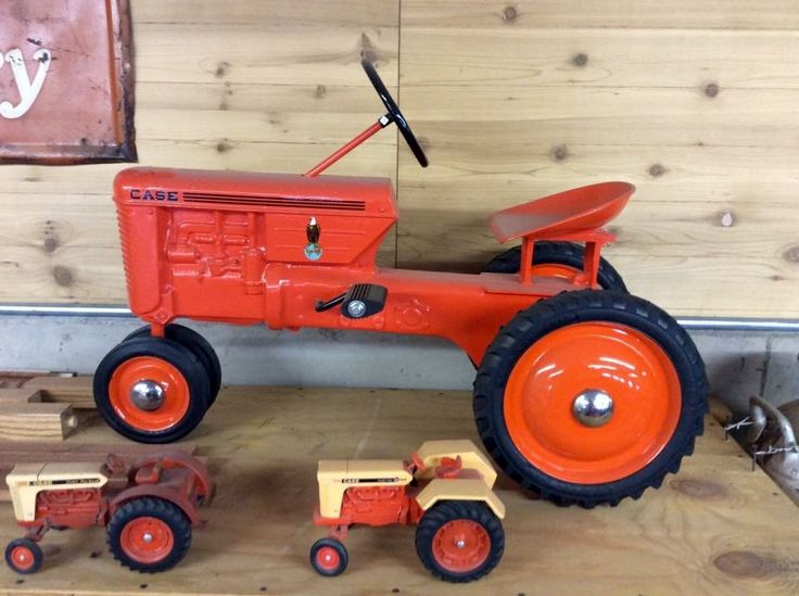 Junior Pedal Tractors Antique : Images about pedal tractors i need to buy on