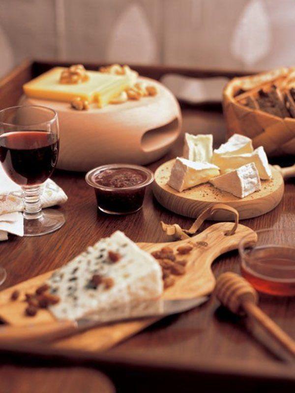 チーズの食べ方いろいろ