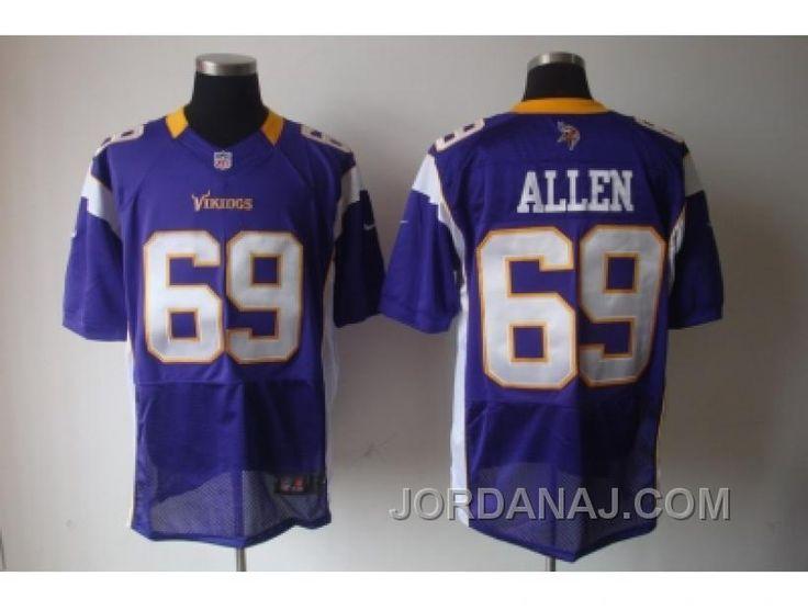 http://www.jordanaj.com/nike-nfl-jerseys-minnesota-vikings-69-allen-purple-elite.html NIKE NFL JERSEYS MINNESOTA VIKINGS #69 ALLEN PURPLE ELITE Only 21.48€ , Free Shipping!