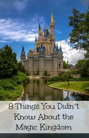 Thinking about taking the kids to Walt Disney Worold? Wow them with these secrets about the Magic Kingdom.