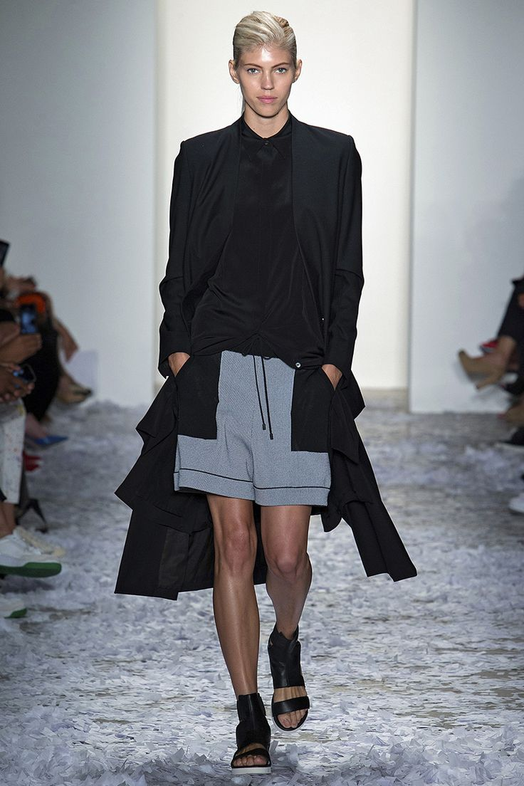 Public School 2015 RTW – Runway – Vogue