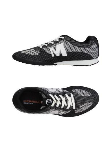 MERRELL Women's Low-tops & sneakers Black 9.5 US