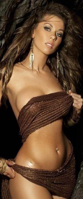 Hot Brunette Jayden James 118