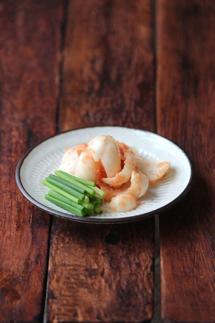 百合根のたらこ和え。 by 栁川かおり | レシピサイト「Nadia | ナディア」プロの料理を無料で検索