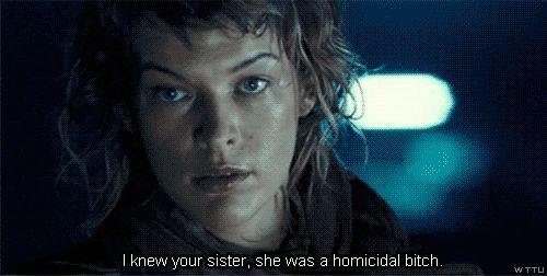 Resident Evil :)