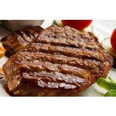 Cooked Rump Steaks