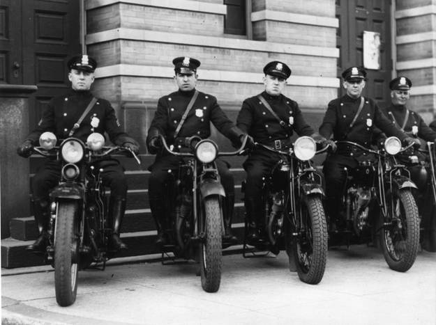 Providence Pd Quot A Team Of Patrolmen Pose With Their