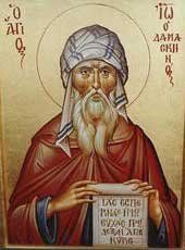 John of Damascus for Icons: Christian History