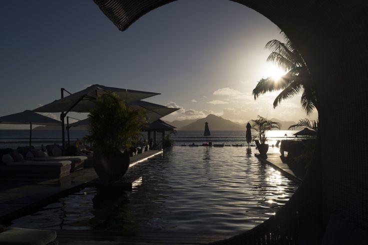 Hotel Domaine de l'Orangerie, La Digue, Seychelles Visit me @ www.schaalfoto.de