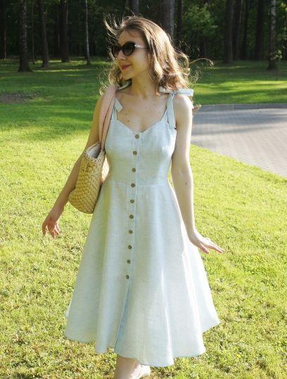 льняной сарафан -пошив одежды , пошив минск, модный сарафан,сарафан для лета , красивый сарафан,сарафан для моря , платье летнее,платье повседневное , лен