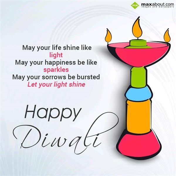 Advance Diwali SMS