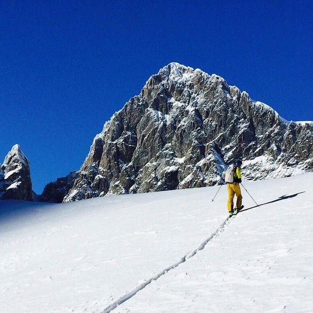 #Ski #Hiking #serechevalier http://www.serre-chevalier.com/en/winter/ski-area/ Thanks to @jonathan_joly on Instagram