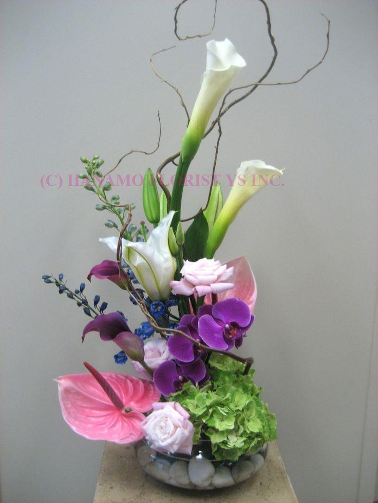 2581 best images about Ikebana on Pinterest | Floral ... Asian Flower Arrangements
