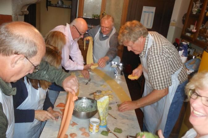 Cooking Classes in #Tuscany Among the #Chianti Vineyards