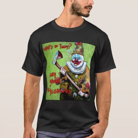 Angry Johnny 'What's So Funny?' Tee - click to get yours right now!