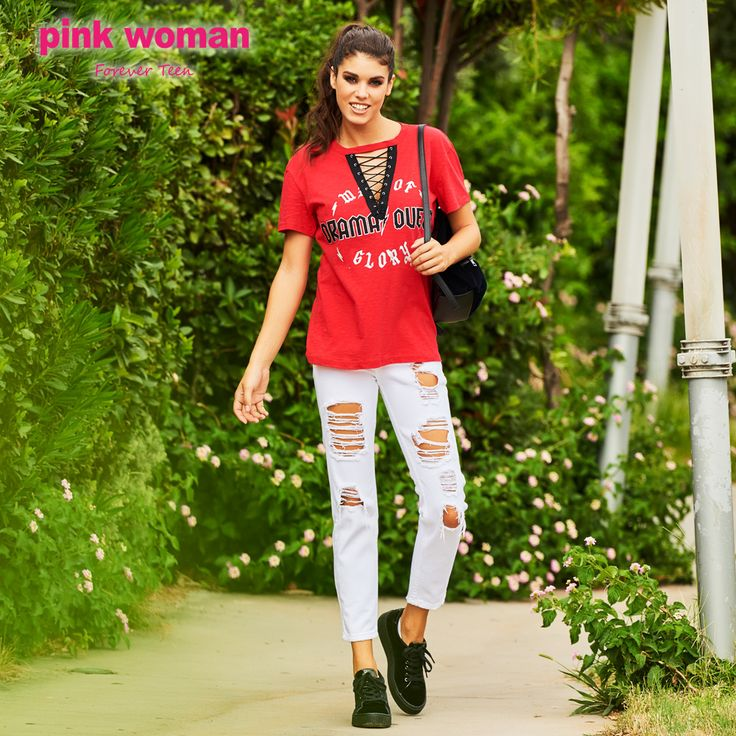 Get your new casual look ! Shop online at https://www.pinkwoman-fashion.com/el-gr/
