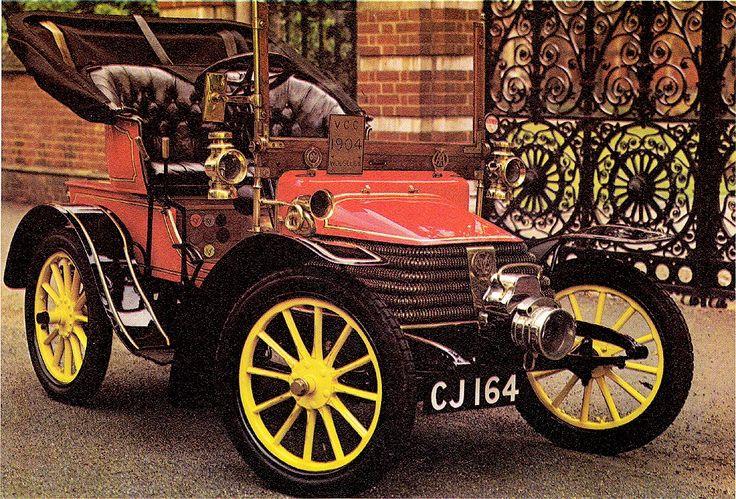 1905 Wolsley