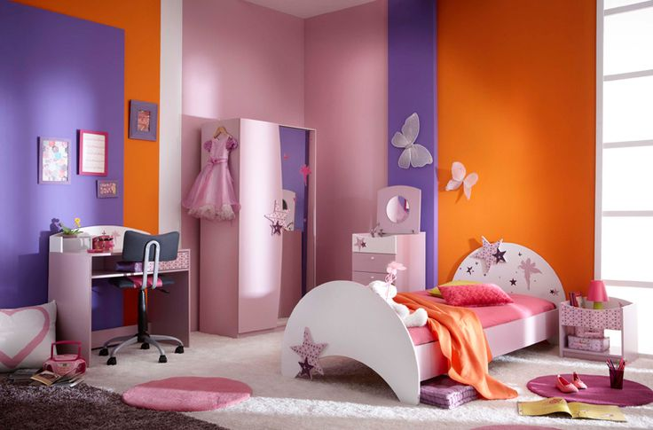 FLOPPY - Tellement craquante, cette chambre de jeune qui ira à ravir pour votre petite princesse  | Meubles Toff