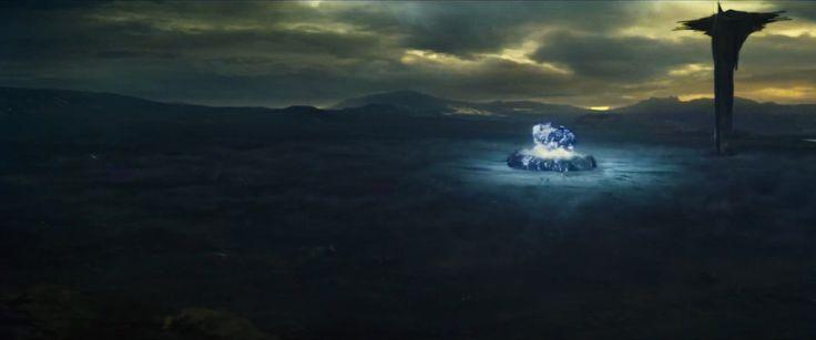 Thor fighting malekith in thor 2 hd   Thor 2′ Trailer Screencaps Reveal Secrets From 'The Dark World ...